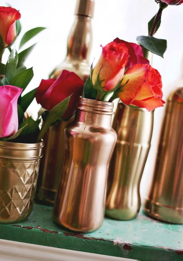 BEAUTIFUL COPPER BOTTLES