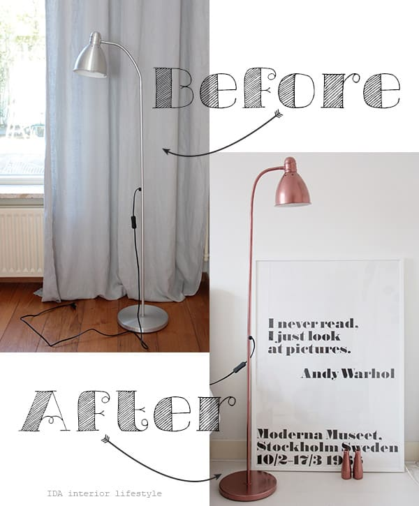 YOU CAN ALSO CREATE A DIY COPPER & WOOD PAPER TOWEL HOLDER