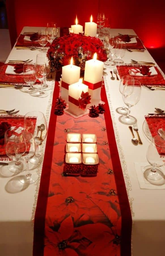 22 Christmas Centerpieces That Will Embellish Your Dining Room Decor For The Holidays Homesthetics Inspiring Ideas For Your Home