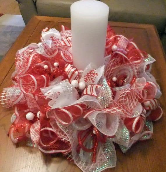 Christmas centerpieces that will embellish your dining