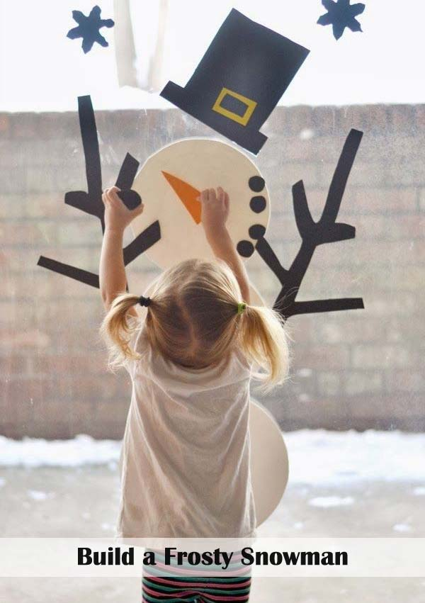 Creative Children Winter Crafts and Games Ready For The Holidays homesthetics (5)