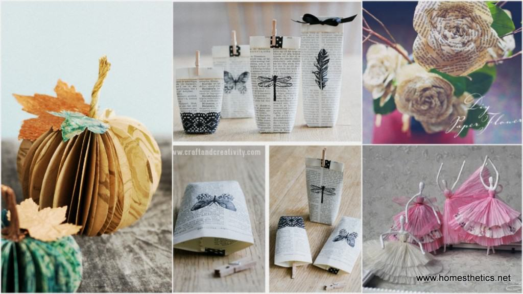 15 Creative DIY Paper Crafts Tutorials Exploding With Delicacy And Wonder