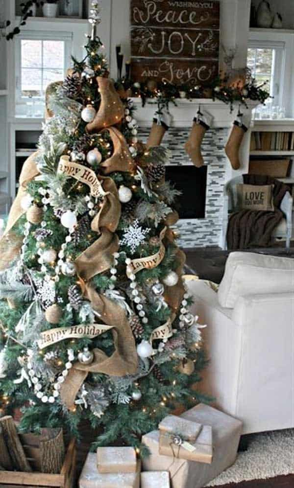 Gallery of 25 Charmingly Beautiful Christmas Trees For Happy Shelters homesthetics decor (10)