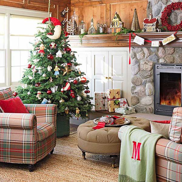 Gallery of 25 Charmingly Beautiful Christmas Trees For Happy Shelters homesthetics decor (11)