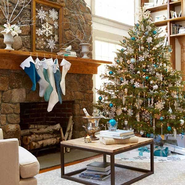 Gallery Of 25 Charmingly Beautiful Christmas Trees For Happy Shelters Homesthetics Decor 12