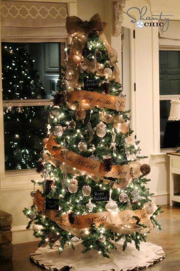 Gallery of 25 Charmingly Beautiful Christmas Trees For Happy Shelters homesthetics decor (13)