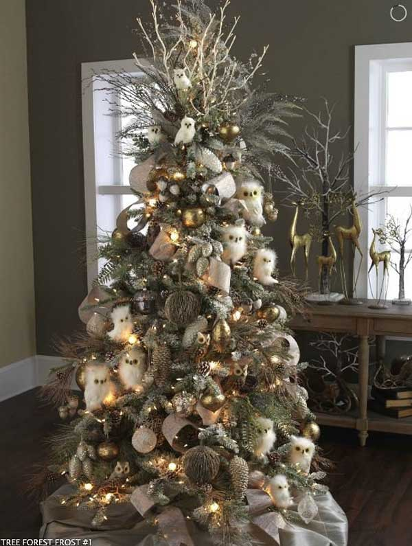 Gallery of 25 Charmingly Beautiful Christmas Trees For Happy Shelters homesthetics decor (14)