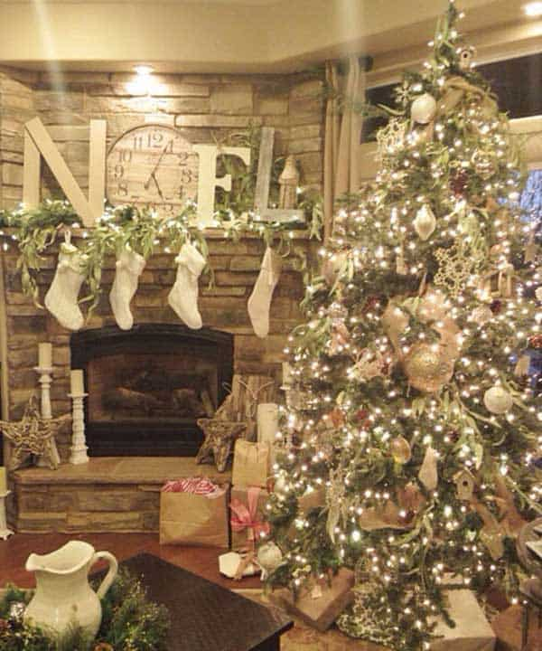 Gallery of 25 Charmingly Beautiful Christmas Trees For Happy Shelters homesthetics decor (16)