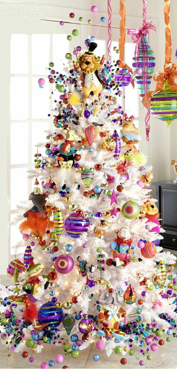 Gallery of 25 Charmingly Beautiful Christmas Trees For Happy Shelters homesthetics decor (19)