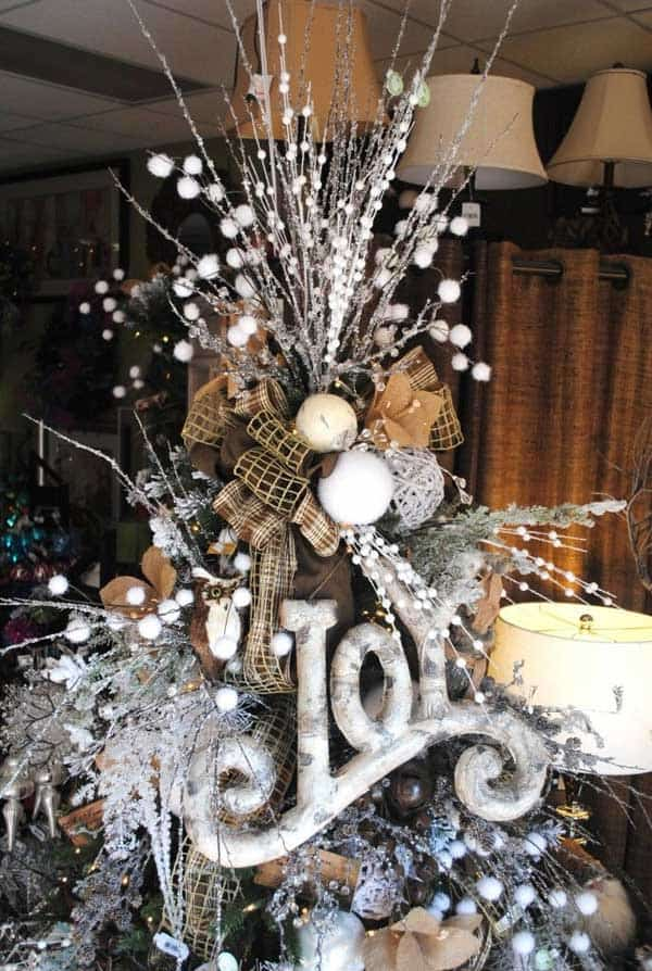 Gallery of 25 Charmingly Beautiful Christmas Trees For Happy Shelters homesthetics decor (23)