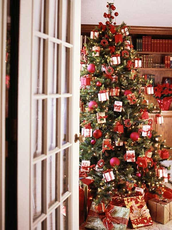 Gallery of 25 Charmingly Beautiful Christmas Trees For Happy Shelters homesthetics decor (25)