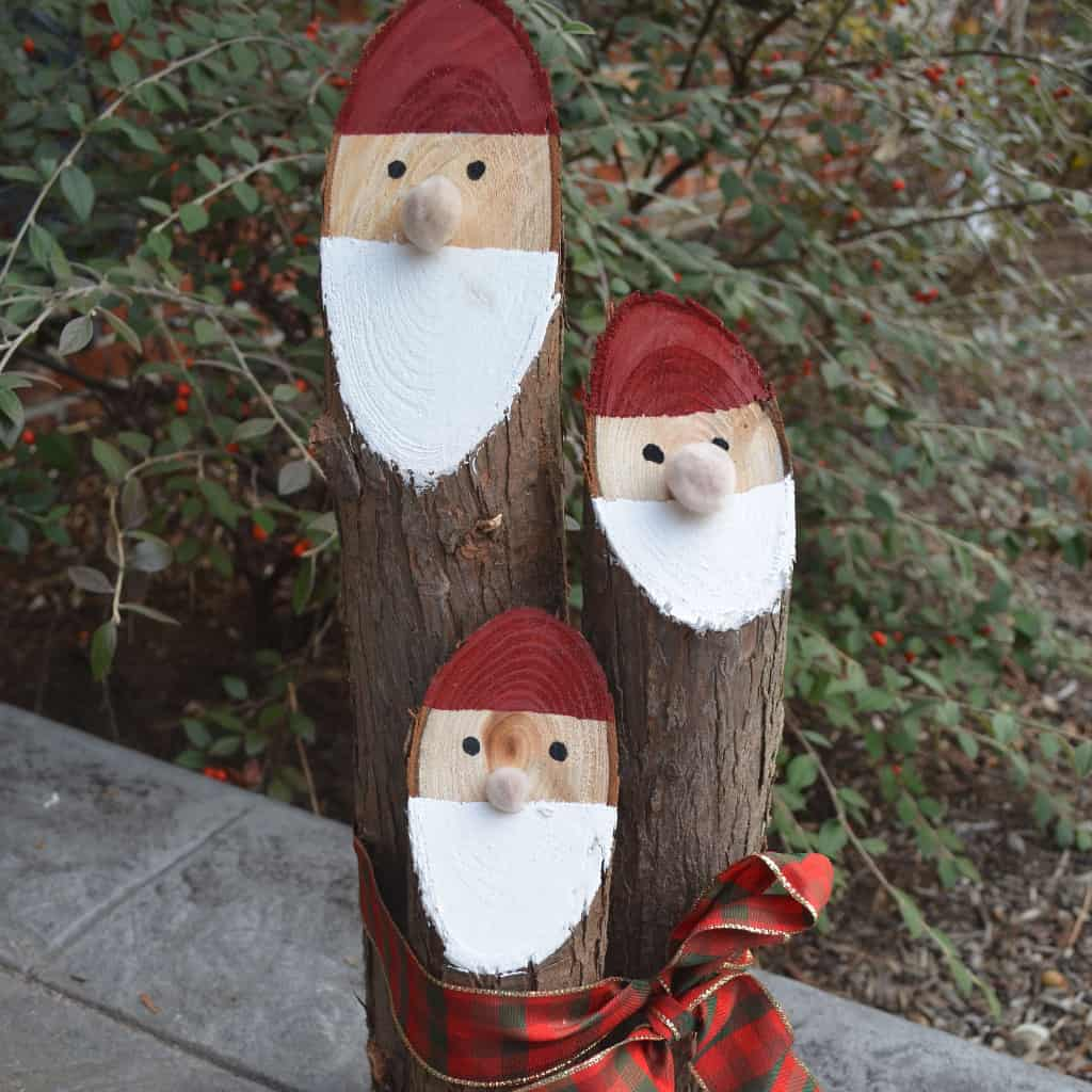 10 ideas of beautifying your outdoor for Christmas homesthetics decor (10)