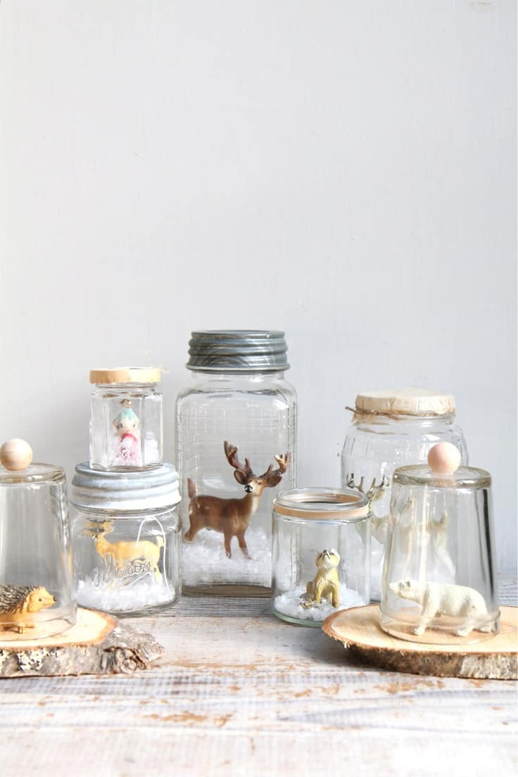 18 Captivating DIY Christmas Mason Jars (14)