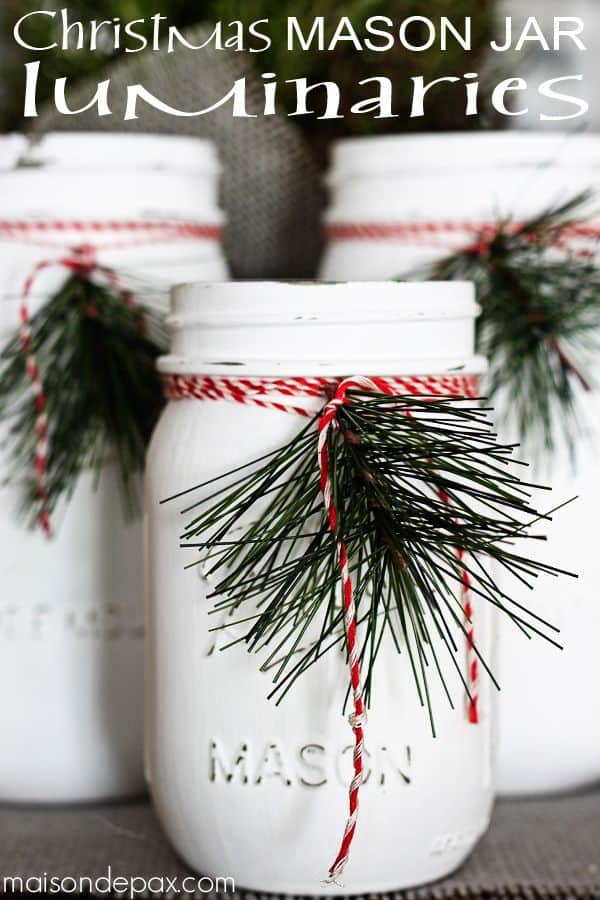 18 Captivating DIY Christmas Mason Jars (18)