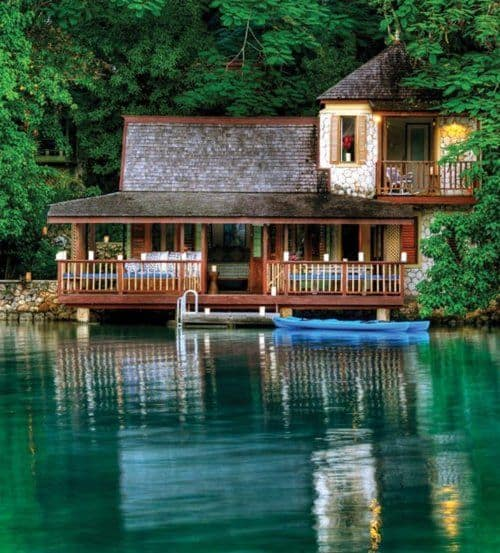 18 Lake Houses That Will Make You Reconsider Moving To The Country (3)