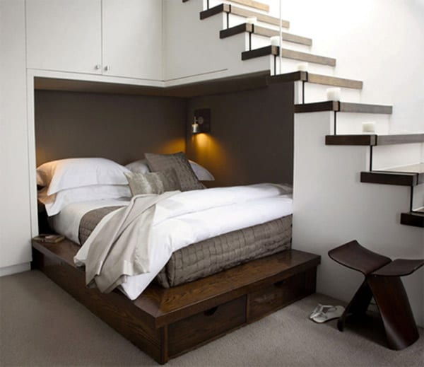 19 Creative and Ingenious Ways to Use Your Corner Space In Your Home homesthetics decor (1)