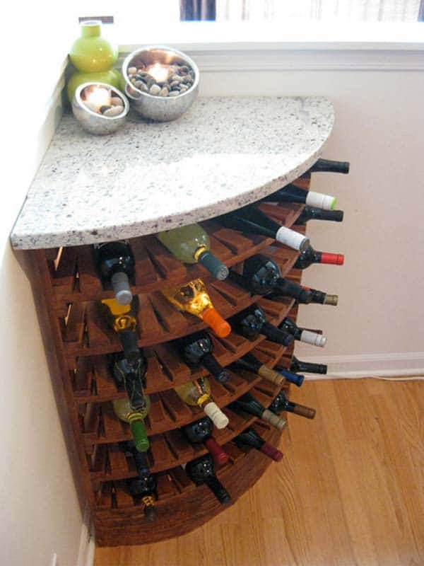 19 Creative and Ingenious Ways to Use Your Corner Space In Your Home homesthetics decor (13)
