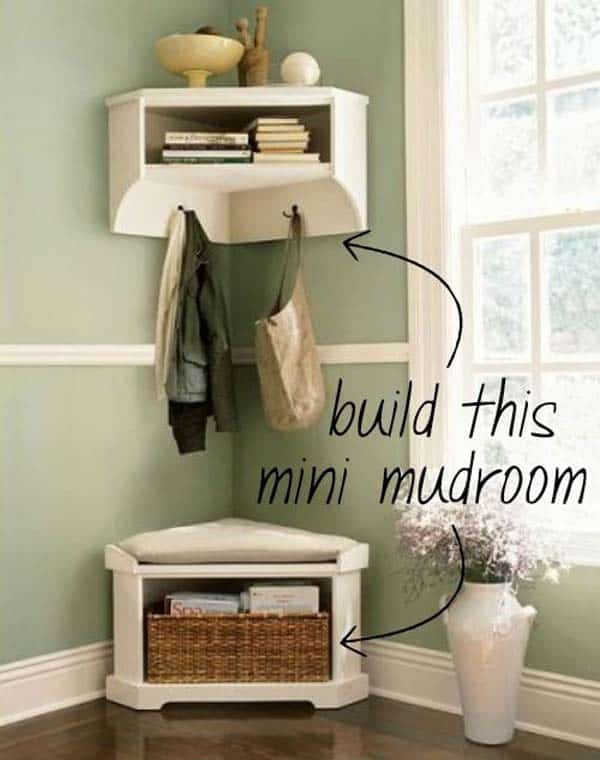 19 Creative and Ingenious Ways to Use Your Corner Space In Your Home homesthetics decor (5)