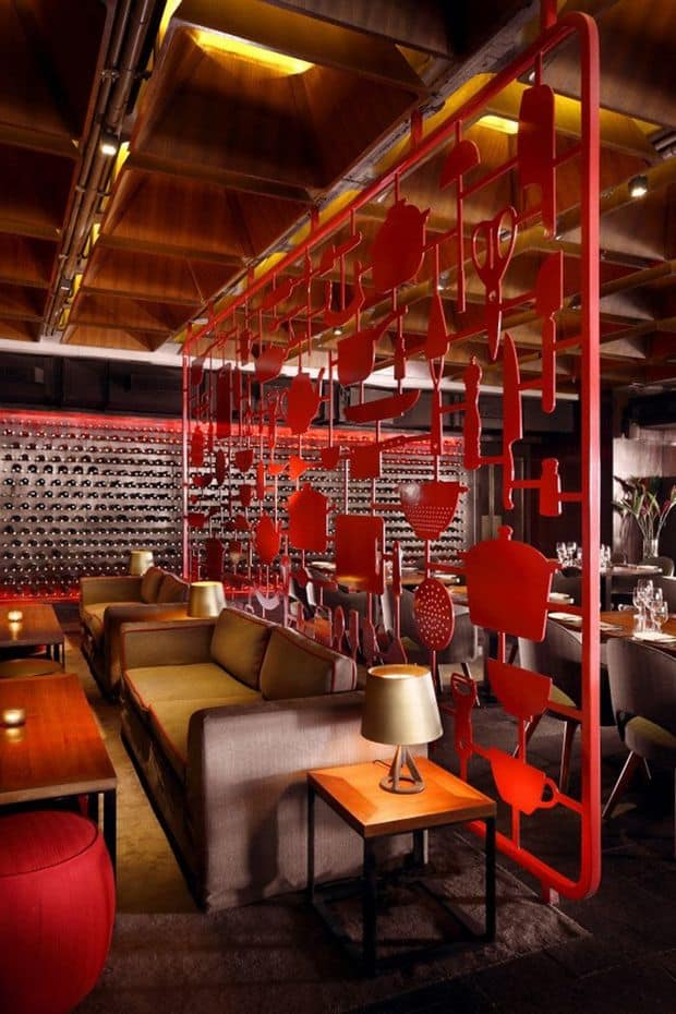 25 Interestingly Stylish Restaurant Ideas You Can Steal To Create A Fascinating And Popular Eatery (12)