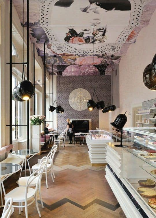 25 Interestingly Stylish Restaurant Ideas You Can Steal To Create A Fascinating And Popular Eatery (21)