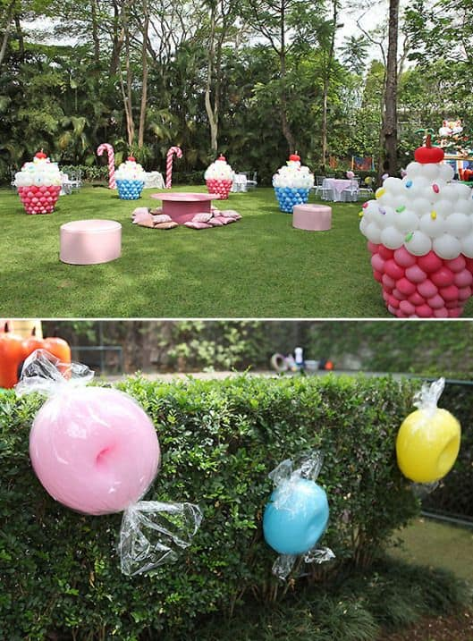 25 Mind-boggling Balloon Decorating Craft Ideas Suited For Any Event (11)