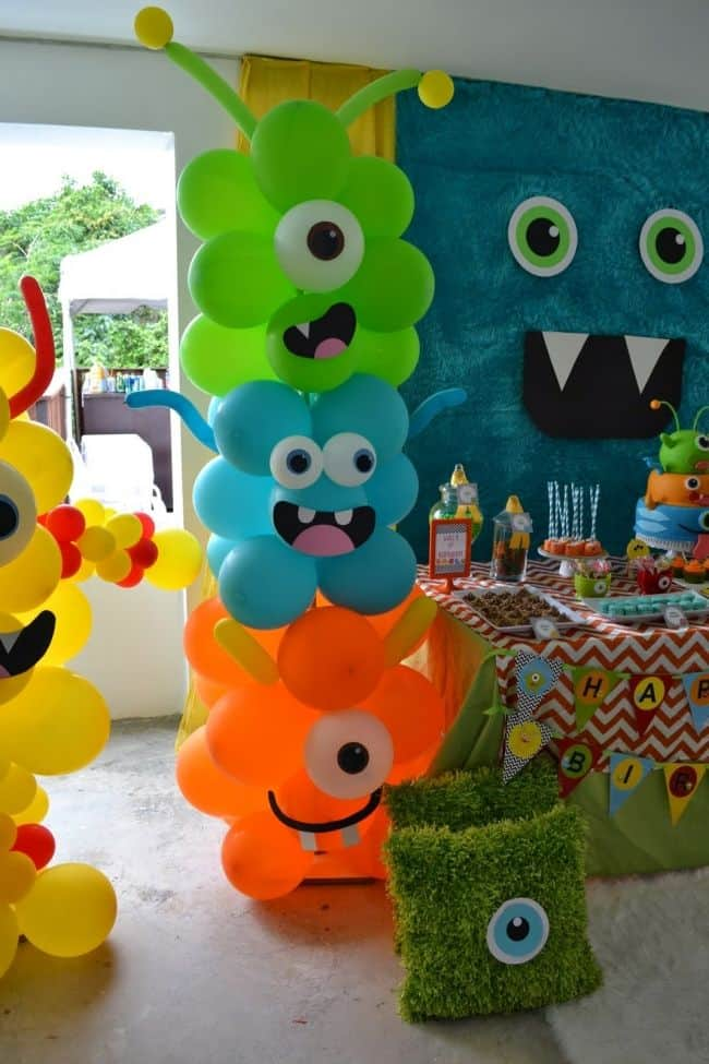 17 Mindboggling Balloon Decorating Craft Ideas Suited For Any Event