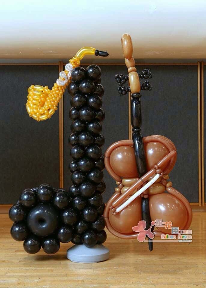 17 Mind Boggling Balloon Decorating Craft Ideas Suited For