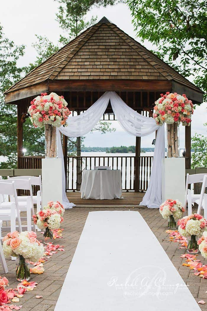 outdoor wedding decor 23 stunningly beautiful decor ideas for the most 6321