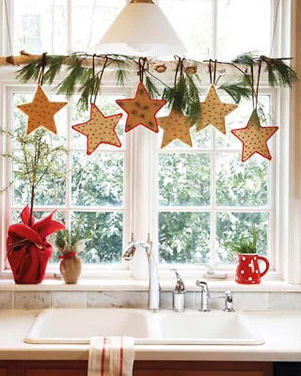 Easy christmas home decor ideas