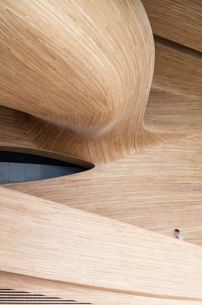 Fascinating Sculptural Sinuous Opera House Envisioned by MAD Architects homesthetics decor (10)