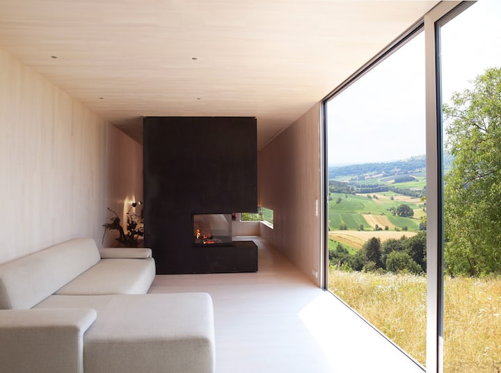 Flexible Housing Unit Entitled Casa Invisible by Delugan Meissl Associated Architects homesthetics (12)