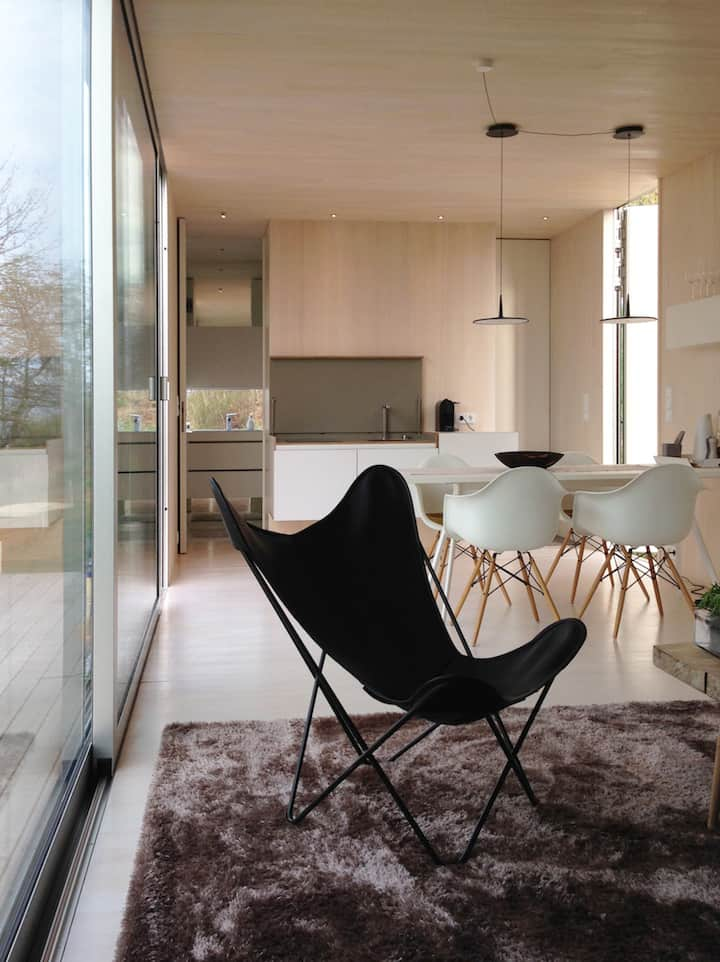 Flexible Housing Unit Entitled Casa Invisible by Delugan Meissl Associated Architects homesthetics (14)
