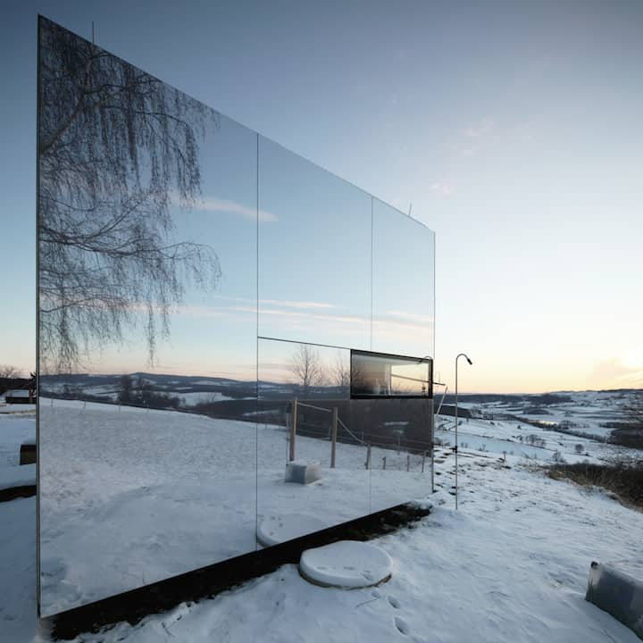 Flexible Housing Unit Entitled Casa Invisible by Delugan Meissl Associated Architects homesthetics (7)