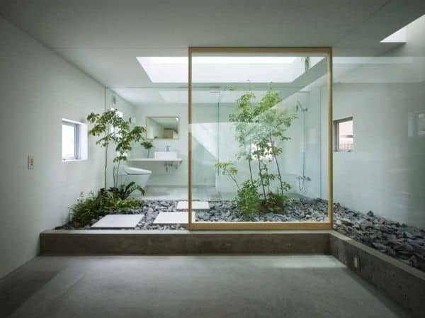 18 Cool And Stylish Japanese Bathroom Design Ideas Homesthetics
