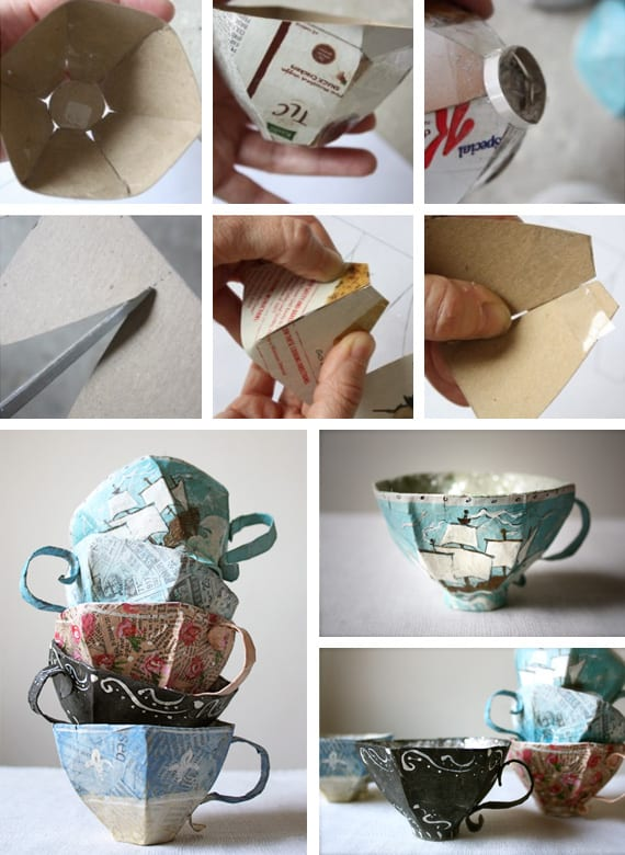 Learn The Craft Of Papier Mache With 15 Delicate Creative DIY Crafts 9