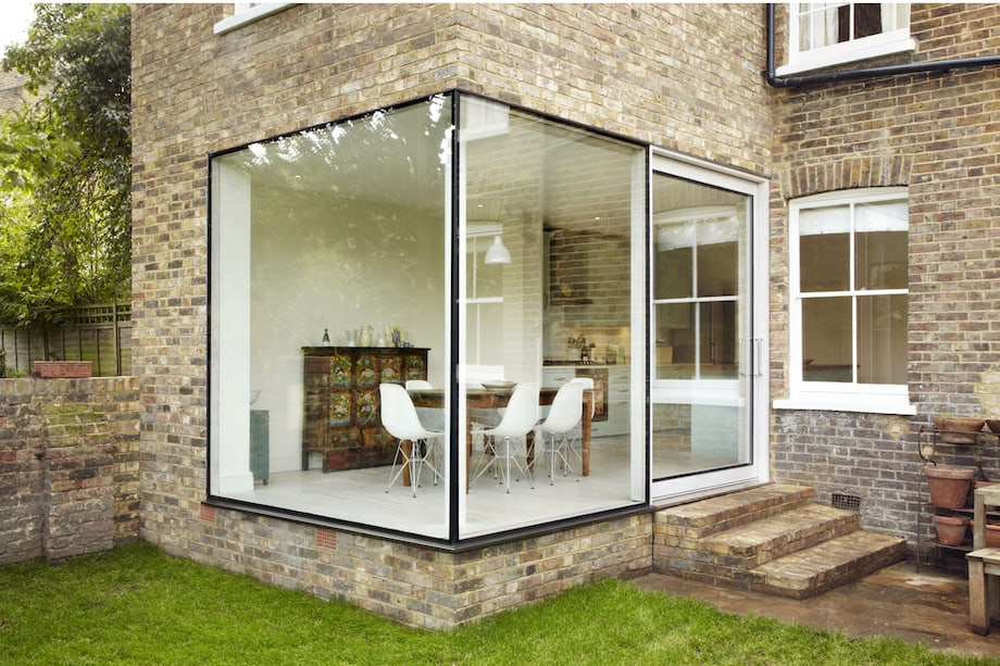 London House Extension Shaping a Contemporary Home by Cousins & Cousins Architects homesthetics (2)