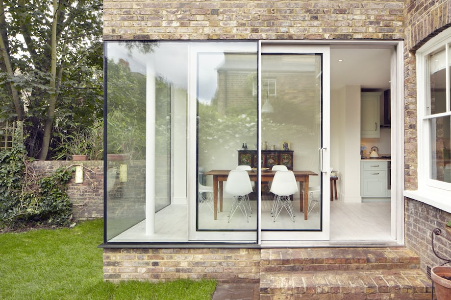London House Extension Shaping a Contemporary Home by Cousins & Cousins Architects homesthetics (3)