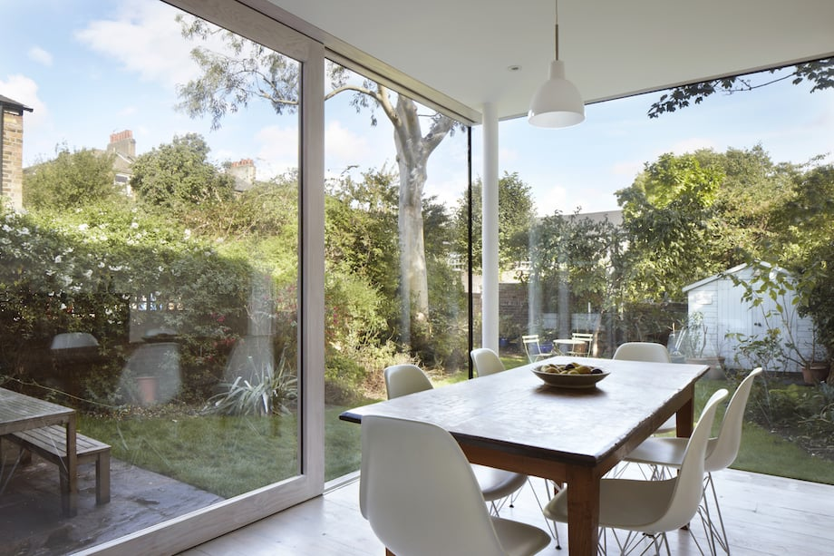 London House Extension Shaping a Contemporary Home by Cousins & Cousins Architects homesthetics (4)