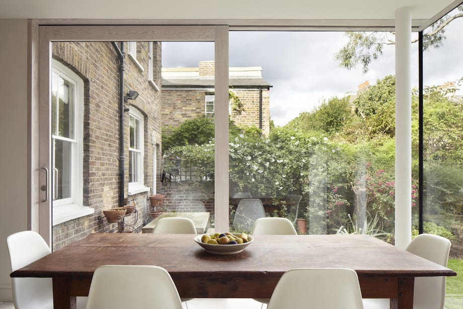 London House Extension Shaping a Contemporary Home by Cousins & Cousins Architects homesthetics (5)