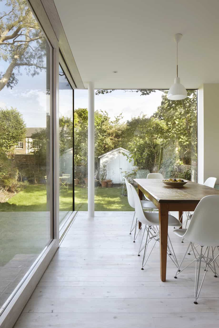 London House Extension Shaping a Contemporary Home by Cousins & Cousins Architects homesthetics (7)