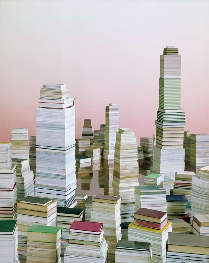 Maps Sculpted by Ji Zhou Into Three-Dimensional Landscapes homesthetics art (10)