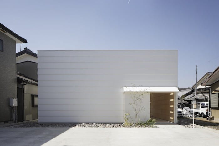 Minimalist Japanese Wooden Home Flooded by Sunlight Signed mA Style Architects homesthetics 1