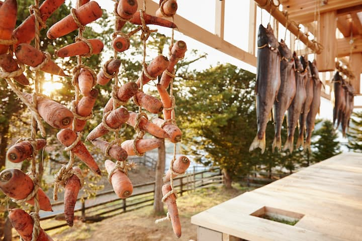 Nest We Grow Timber Structure In The Island of Hokkaido by KK homesthetics (8)