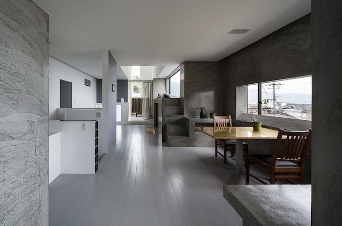 Quadratic Composition With A View By FORMKouichi Kimura Architects homesthetics (11)