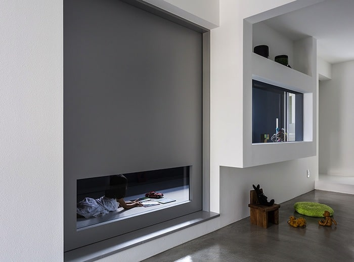Quadratic Composition With A View By FORMKouichi Kimura Architects homesthetics (5)