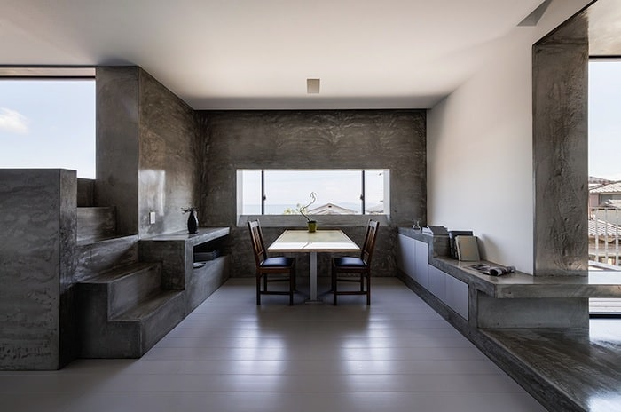 Quadratic Composition With A View By FORMKouichi Kimura Architects homesthetics (6)