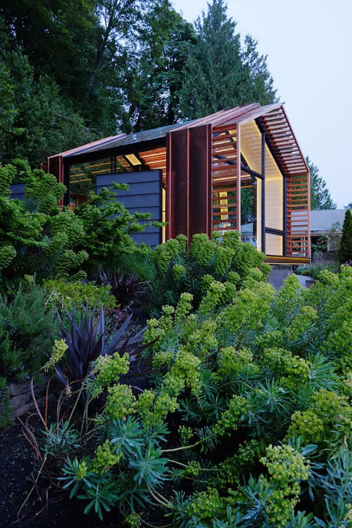 Remarkable Garage Home Transformation Envisioned by Studio Graypants homesthetics design 1