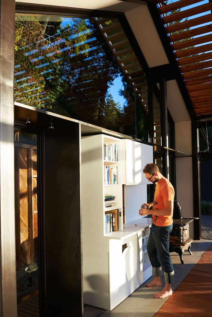 Remarkable Garage - Home Transformation Envisioned by Studio Graypants homesthetics design (4)