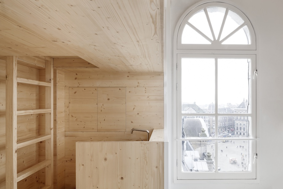 Room on the Roof Installation In The Heart of Amsterdam by i29 homesthetics (5)