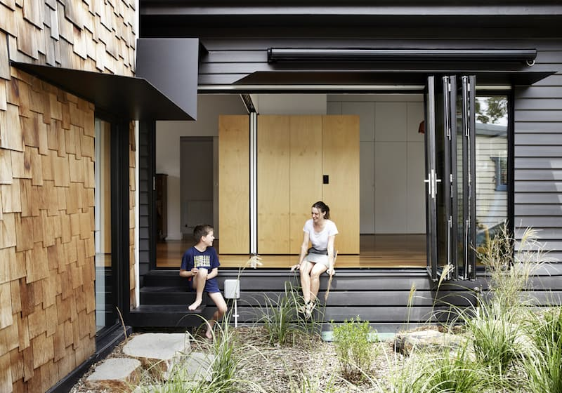 Seven Small Homes Constituting the Tower House by Andrew Maynard Architects (11)